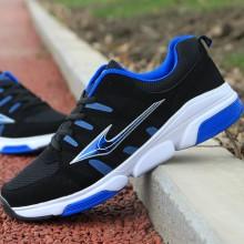 Men's Lightweight Sports Running Shoes Street Trend Non Slip Shoes
