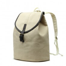 Men's Unisex Canvas Backpack Student Trend Travel Outdoor Fashion Backpack