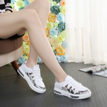 Women Sports Breathable Strap Female Fashion Outdoor Plus Size Sneakers