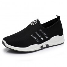 Men's Non Slip Pedal Sports Shoes Outdoor Fashion Lazy Shoes Male Running Shoes