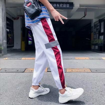 Men's Hip Hop Loose Pants Super Hot Trend Sports Fashion Male Plus Size Pants