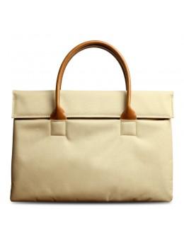 Men's Laptop Briefcase Casual Business Hand Bag Unisex Fashion Hand Carry Bag