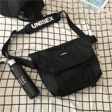 Men's Unisex Street Style Skateboard Fashion Sling Bag Couple Cross Body Bag