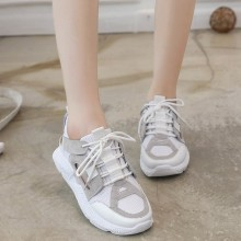 Women Retro Sneaker Sandals Lace Up Hot Trend Plus Size Running Sports Shoes