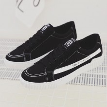 Men's Must Have Fashion Canvas Shoes Everyday Wear Lace Up Male Casual Shoes