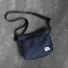 Men's Casual Canvas Shoulder Messenger Bag Male Fashion Street Trend Body Bag