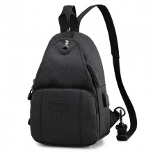 Men's Waterproof Mini Backpack Outdoor Summer Travel Male Fashion Sling Bag