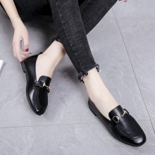 Women Beanie Shoes Casual Business Chic Simple Fashion Classy Trend Flat Shoes