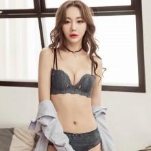 Women Sexy Seamless Bra Underwear Classy Chic Ladies Fashion Lingerie Set
