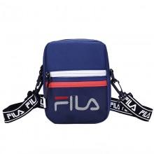 Men's Sports Messenger Bag Zippered Canvas Mobile Bag Unisex Couple Sling Bag