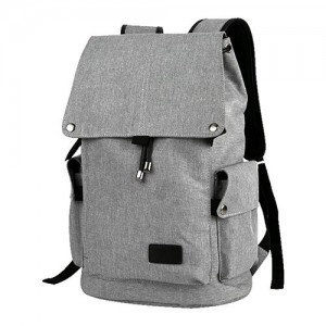 Men\'s Large Capacity Flip Travel Backpack Outdoor Travel Fashion Casual Backpack