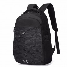 Men's Wild Travel Backpack Large Capacity Unisex Couple Outdoor Fashion Backpack