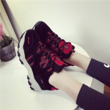 Leather Sporting RUnning Sneakers