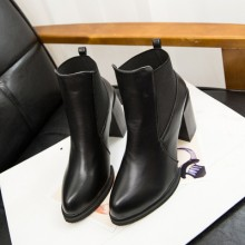 Boots Martin England Female Women Pointed