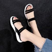 Women Dual Wear Thick Bottom Slipper Sandals Chic Fashion Plus Size Sandals