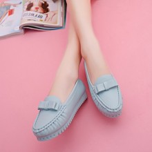 Ribbon Doll FLat Shoes Shallow