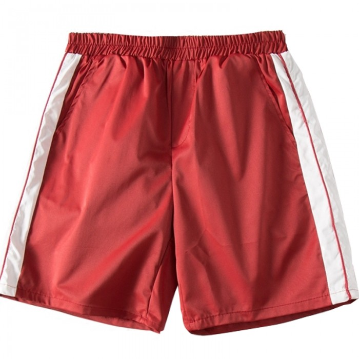 b474c14c15e Men s Beach Wear Casual Shorts Elastic Waist Loose Plus Size Summer Shorts