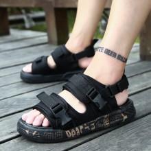 Men's Beach Shoes Sandals Slippers Summer Fashion Thick Bottom Male Flip Flops