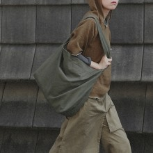 Women Simple Big Capacity Canvas Shoulder Bag Travel Outdoor Hot Trend Bags
