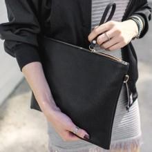 Women Minimalist Messenger Clutch Bag Simple Fashion Envelope Ladies Purse Bag