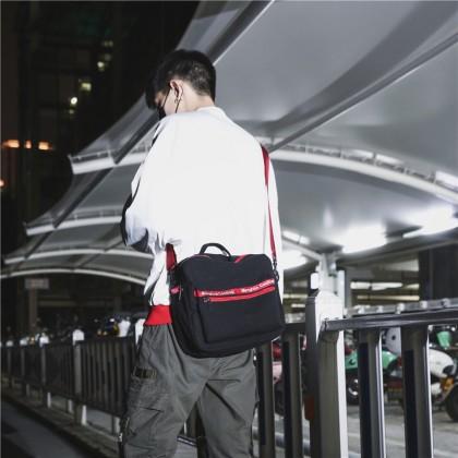 Men's Large Capacity Messenger Bag Outdoor Unisex Couple Sling Cross Body Bags