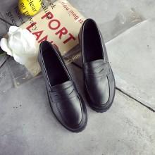 Women Simple Versatile Casual Office Shoes Low Heel Fashion Plus Size Shoes