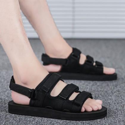 Men's Summer Herringbone Sandals Flip Flops Beach Fashion Plus Size Unisex Sandals