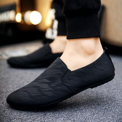 Men's Summer Breathable Soft Cloth Fashion Style Plus Size Canvas Shoes