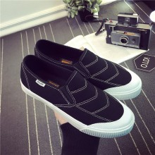 Men's Lazy Canvas Spring Fashion Style Plus Size Shoes