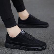 Men's Autumn Breathable Sports Shoes Fashion Style Plus Size Canvas Shoes