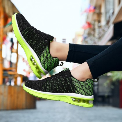 Men's Breathable Sports Fashion Style Plus Size Running Shoes