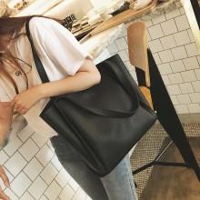 Women Fashion Shopping Bag Simple Large Tote