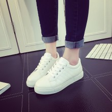 Women's Lace Up Casual Shoes Low Help Non Slip Rubber