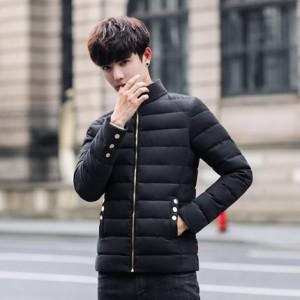 Men's Slim Autumn and Winter Cotton Fashion Jacket