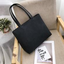 Women Big Shoulder Bag Fashion Casual Large Capacity Handbag Tote Bag