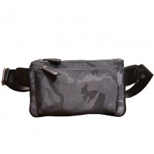 Men's Camouflage Oxford Cloth Chest  Bag Mobile Phone Bag