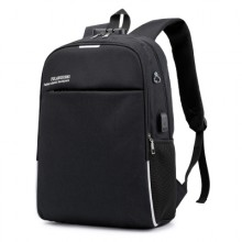 Men's High School Student Fashion Backpack Travel Computer Bag