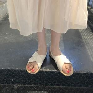 Women's Open Toe Sandals Retro Flat Bottom Shoes