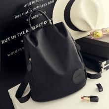 Women's New Nylon Backpack Water Repellent Casual Anti-Theft Backpack Handbag