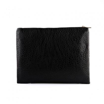 Men's Clutch Bag File Package Handbag Envelope Bag iPad Bag