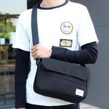 Men's Student Casual Bag Sports Waterproof Messenger Bag Shoulder  Bag