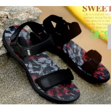 Men's Summer Slippers Beach Shoes Adhesive Casual Sandals