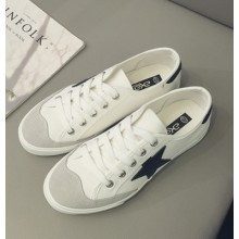 [READY STOCK] Stars Canvas WOmen Casual Shoes
