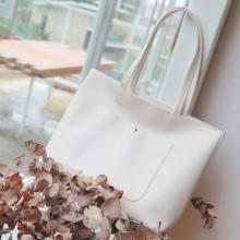 Women Handbag Student Tote Bag Big Bag Simple Shoulder Bag