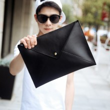 Men's Clutch Bag Fashion Handbag Envelope Retro Shoulder Diagonal Bag