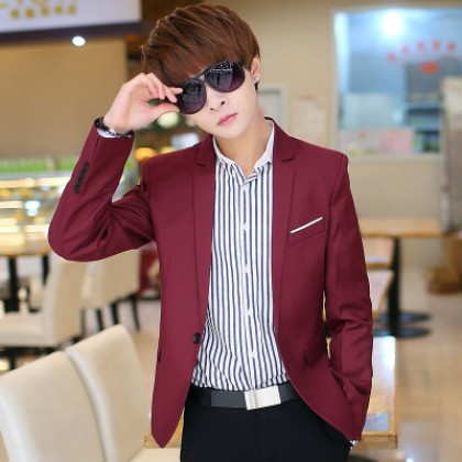 [READY STOCK] Men Formal Suit Jacket Blazer Coat