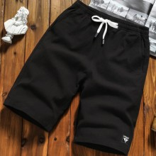 Men's Summer Shorts Large Size Casual Pants Loose Pants Beach Plus Size Pants