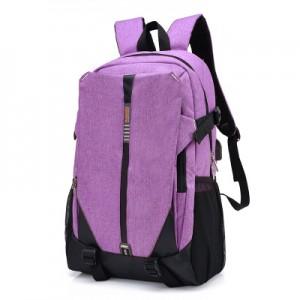 Men's College Student Backpack  Business Travel Bag Large Capacity Bag