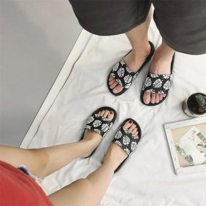 Men's Beach Shoes Summer Couple Slippers Non Slip Outdoor Sandals