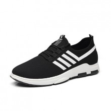 Men's Autumn Casual Sports Shoes Running Shoes Cotton Mesh Shoes